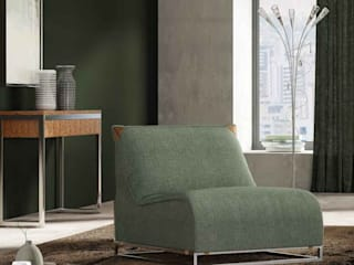 Intense mobiliário e interiores Living roomSofas & armchairs Green