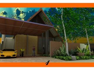 Landscape Rumah Tinggal Oleh Cipta Kreasi Flora