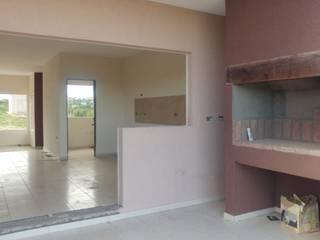 V162 Moderna casa a Estrenar Cocinas rústicas de Cortinez Lourenço Consultora Inmobiliaria Rústico