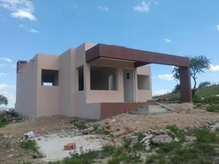 V162 Moderna casa a Estrenar Casas modernas: Ideas, imágenes y decoración de Cortinez Lourenço Consultora Inmobiliaria Moderno