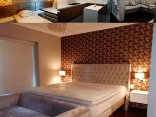 Small bedroom by Soluciones Técnicas y de Arquitectura ,