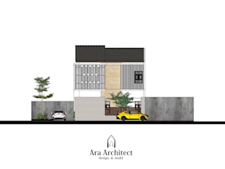 in stile  di Ara Architect Studio