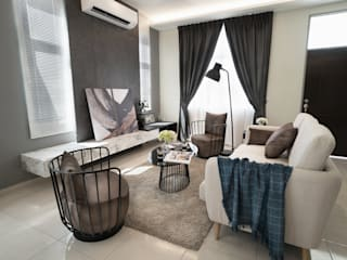 Dahlia Home - Show House: minimalist  by Nature Concept Contracts Sdn. Bhd., Minimalist