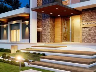 ANTE MİMARLIK  – Karadavut Villa:  tarz Villa