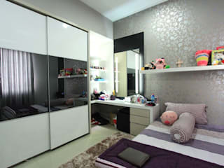 Modern style bedroom by iwan 3Darc Modern