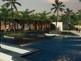 Hotel Sanur Bali iwan 3Darc Hotel Modern