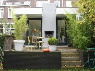Verbouwing woonhuis Maastricht van N Architecten