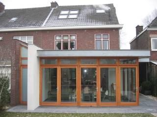 Verbouwing woning Maastricht van N Architecten