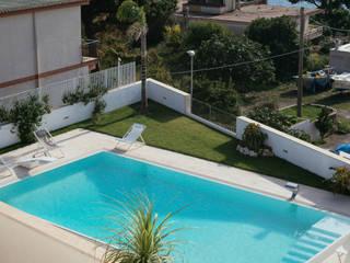 Garden Pool by manuarino architettura design comunicazione