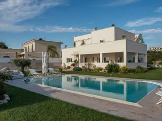 Villas by manuarino architettura design comunicazione