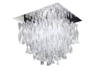 Iluminação e candeeiros Salas de estar clássicas por CRISTINA AFONSO, Design de Interiores, uNIP. Lda Clássico
