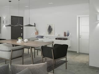 Dining room by Santoro Design Render