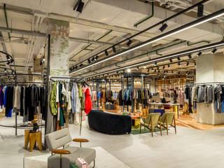 NATA4: Офисы и магазины в . Автор – VIART