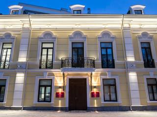 Здание офиса URBAN Group: Коммерческие помещения в . Автор – VIART