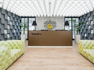VIART Edificios de oficinas de estilo ecléctico