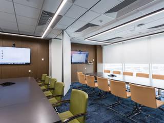 Тинькофф банк: Офисные помещения в . Автор – VIART