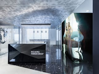 VIART Edificios de oficinas de estilo minimalista