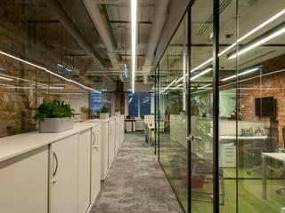Офис компании «AT Kearney»: Офисные помещения в . Автор – VIART