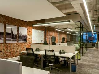 VIART Edificios de oficinas de estilo industrial
