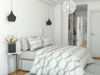 Marvila Residences - Projecto 3D por JHST, LDA