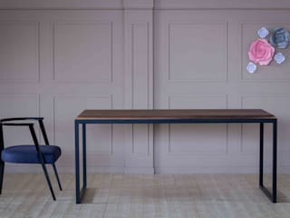 PERFETTO_Il tavolo:  in stile  di BALDO TAVOLI
