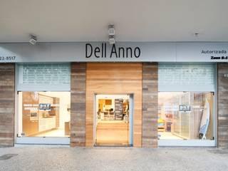 DELLANNO ZONA SUL: Lojas e imóveis comerciais  por Maria Helena Torres Arquitetura e Design