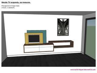 modern  by  Lucile Tréguer, décoratrice d'intérieur, Modern
