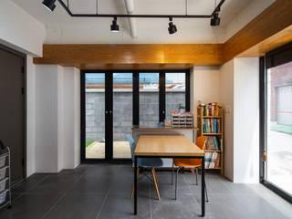 Phòng học/Văn phòng theo inark [인아크 건축 설계 디자인],