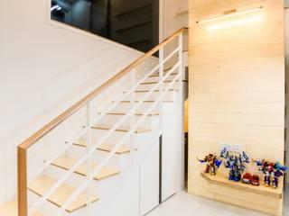 Stairs by inark [인아크 건축 설계 디자인],