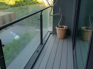 Terrace by 新綠境實業有限公司, Scandinavian