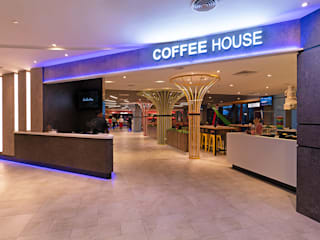 The Coffee House by Nature Concept Contracts Sdn. Bhd. Asian