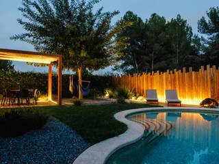 Garden by Simbiosi Estudi, Mediterranean