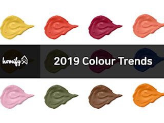 Pantone Colours 2019 Geonyoung Lee - homify