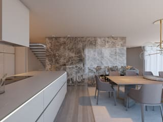 CASA MARQUES INTERIORES Walls & flooringWall & floor coverings Marble