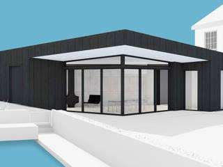 ORIGAMI par Florence Gaudin architecte Moderne