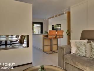 Joep Schut, interieurmaker KitchenCabinets & shelves MDF White