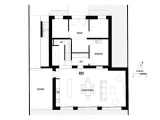 LA BOITE NOIRE par Florence Gaudin architecte Moderne