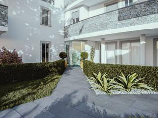 Parti comuni di Studio Corbetta architettura e design Moderno