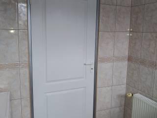 Metamorfoza drzwi : styl , w kategorii  zaprojektowany przez AP meble pracownia mebli,