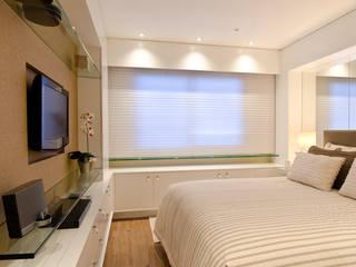 Suíte para Sonhar Quartos modernos por BG arquitetura | Projetos Comerciais Moderno