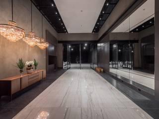 Projeto de Interiores Comercial | Casa de Festas na Serra Gaúcha Locais de eventos modernos por BG arquitetura | Projetos Comerciais Moderno