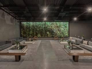 Salones de eventos de estilo  por BG arquitetura | Projetos Comerciais, Moderno
