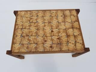 stolik kawowy drewniany: styl , w kategorii  zaprojektowany przez AP meble pracownia mebli
