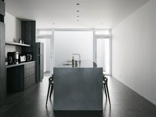 Modern style kitchen by Yoshiaki Ida Photography Modern