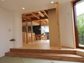 economa Ⅱ[グットデザイン賞]: kameplan architectsが手掛けた和室です。,