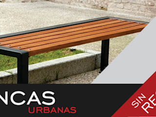 modern  oleh Concepto Mobiliario Urbano, Modern