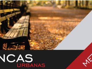 Bancas Urbanas tipo colonial:  de estilo  por Concepto Mobiliario Urbano