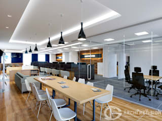 Lobby Interior Renders:  Commercial Spaces by 3DArchPreVision
