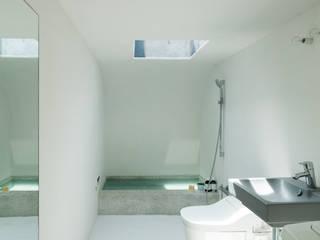 TENK Minimalistyczna łazienka Biały