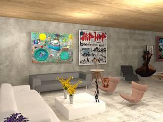 Residência Brooklin por Tais Vivanco Moderno